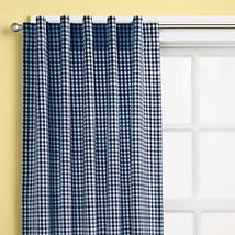 Blue Gingham Curtains From Land Of Nod