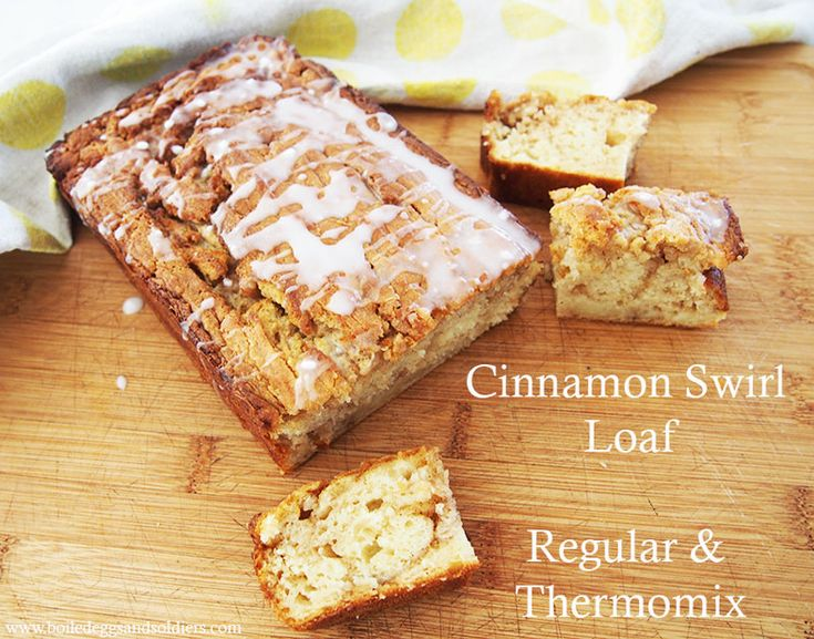 Do you need some new back to school baking ideas for the lunch boxes? This Cinnamon Swirl Loaf is fullContinue reading