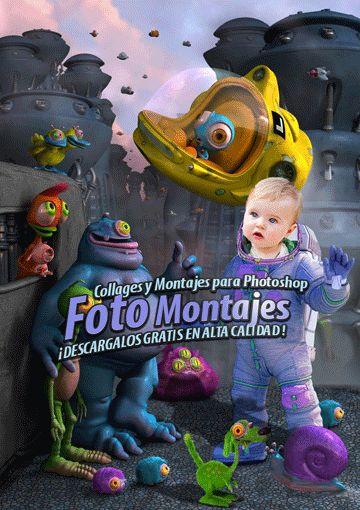 Fotomontajes Infantiles 2014 Fondos Para Fotos Y Foto