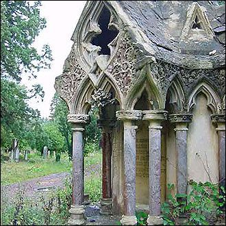 Brookwood Cemetery. The cemetery was opened in November 1854, and was the largest in the world. It was originally called the London Necropolis or Woking Cemetery.