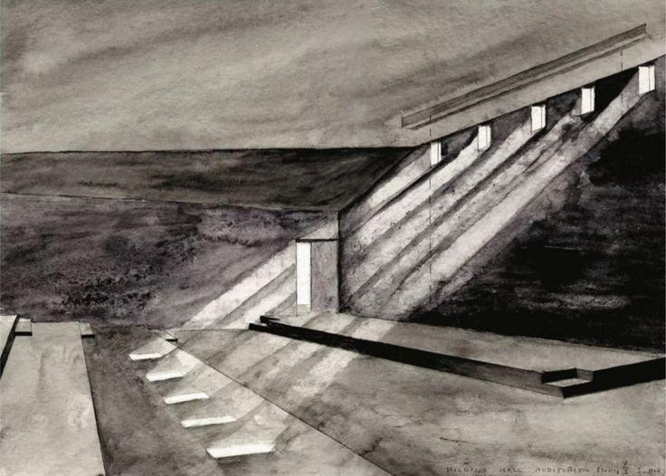 steven holl - Pratt Institute - Higgins Hall Insertion