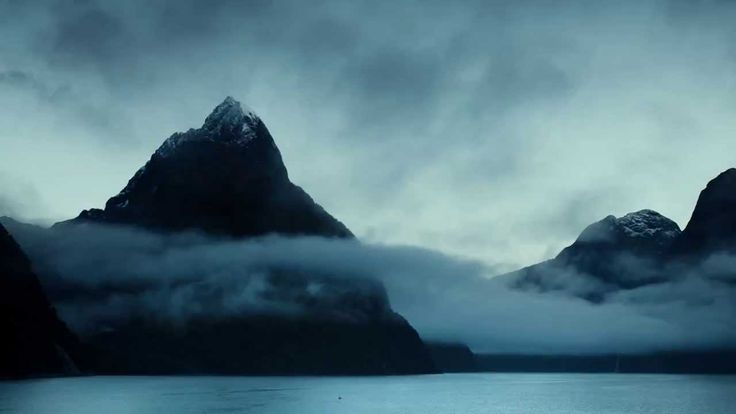 New Zealand - Milford Sound Timelapse