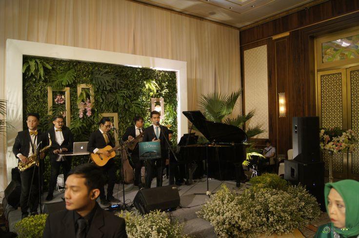 Foto hiburan (musik) pernikahan oleh Electropro Rental Sound System & Lighting
