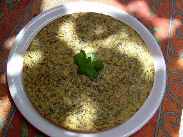 Frittatina di vitalba – Vegan blog – Ricette Vegan – Vegane – Cruelty Free
