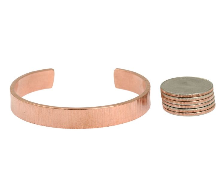 Fashion-foward 10mm Wide Chased Copper Cuff Listed by #JohnSBrana #Handmade #7YearAnniversary https://www.johnsbrana.com/products/10mm-wide-chased-copper-cuff-bracelet-solid-copper-cuff