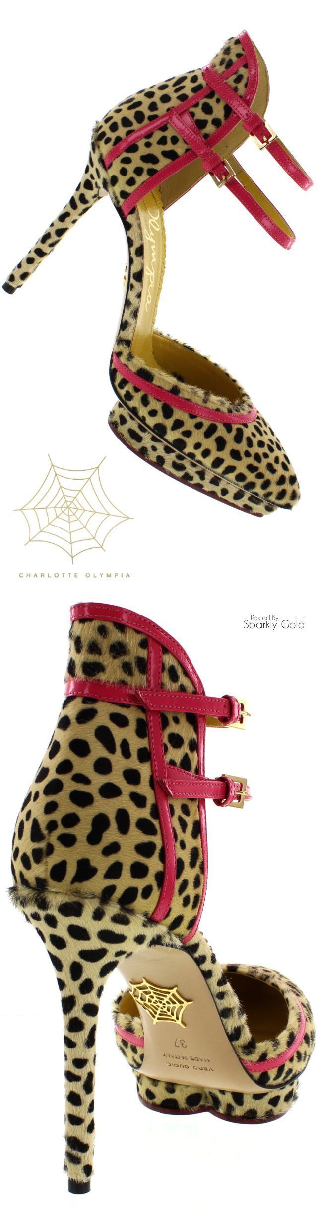 Charlotte Olympia - Thea #charlotteolympiaheelswomanshoes