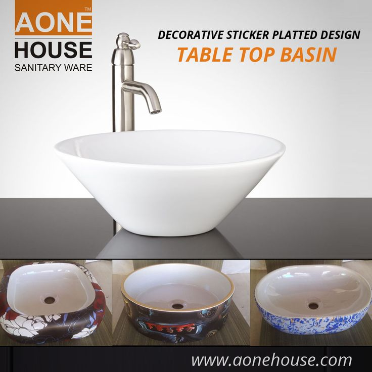 If you are planning a little addition for your wash room requirements, find out most attractive table top basins at http://www.aonehouse.com/ or call us or WhatsApp us on +919377407664.