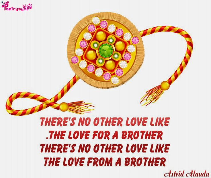 Happy Raksha Bandhan Collection 2014 | Poetry