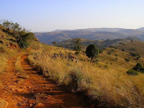 Swaziland - it's possible to visit my sponsor child
