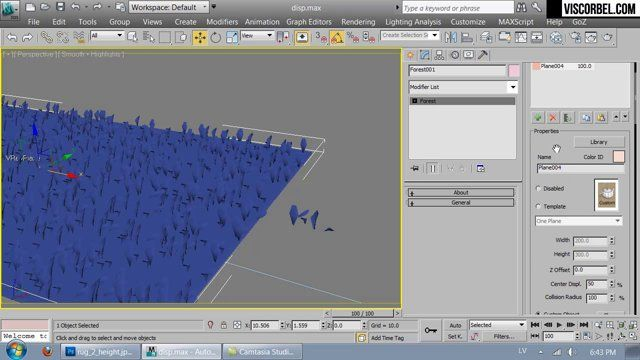 How to create nice rugs and carpets with max and vray 04 ?