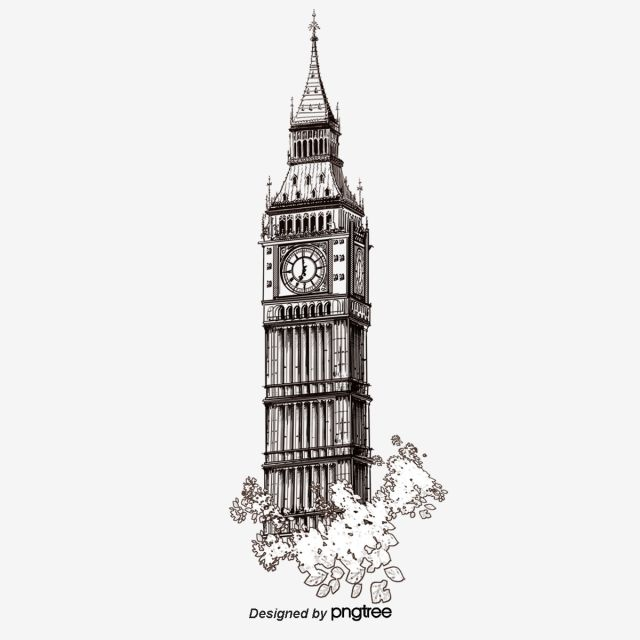 British Landmark London Big Ben Silhouette Big Ben Architecture Png Transparent Clipart Image And Psd File For Free Download Big Ben London Landmarks Big Ben London