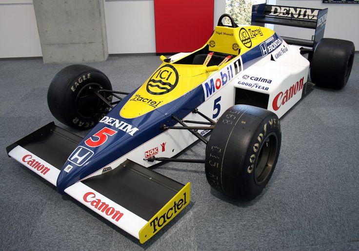 Williams FW10 1985