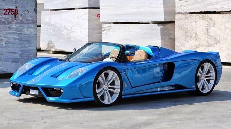 Monte Carlo makes their own supercar.