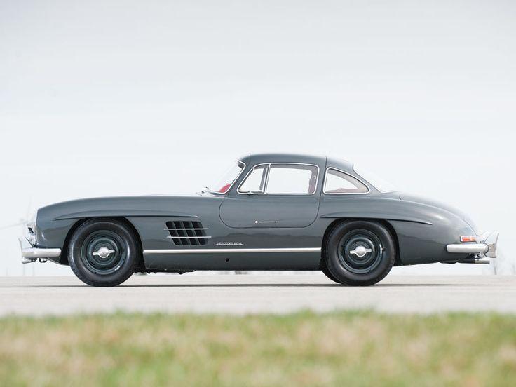 1955 Mercedes-Benz 300SL Gullwing   Monterey 2013   RM AUCTIONS