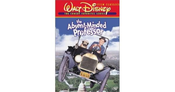 The Absent-Minded Professor Movie Review