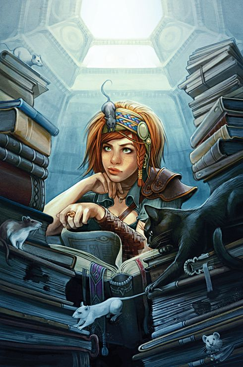 The Librarian's Assistant