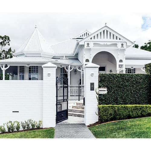 This Queenslander in Brisbane combines all the right elements for a family home: timeless design, practicality and a character all of its own.