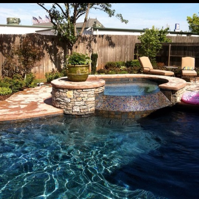 55 best Dream pool / Backyard images on Pinterest ... on Dream Backyard With Pool id=92454