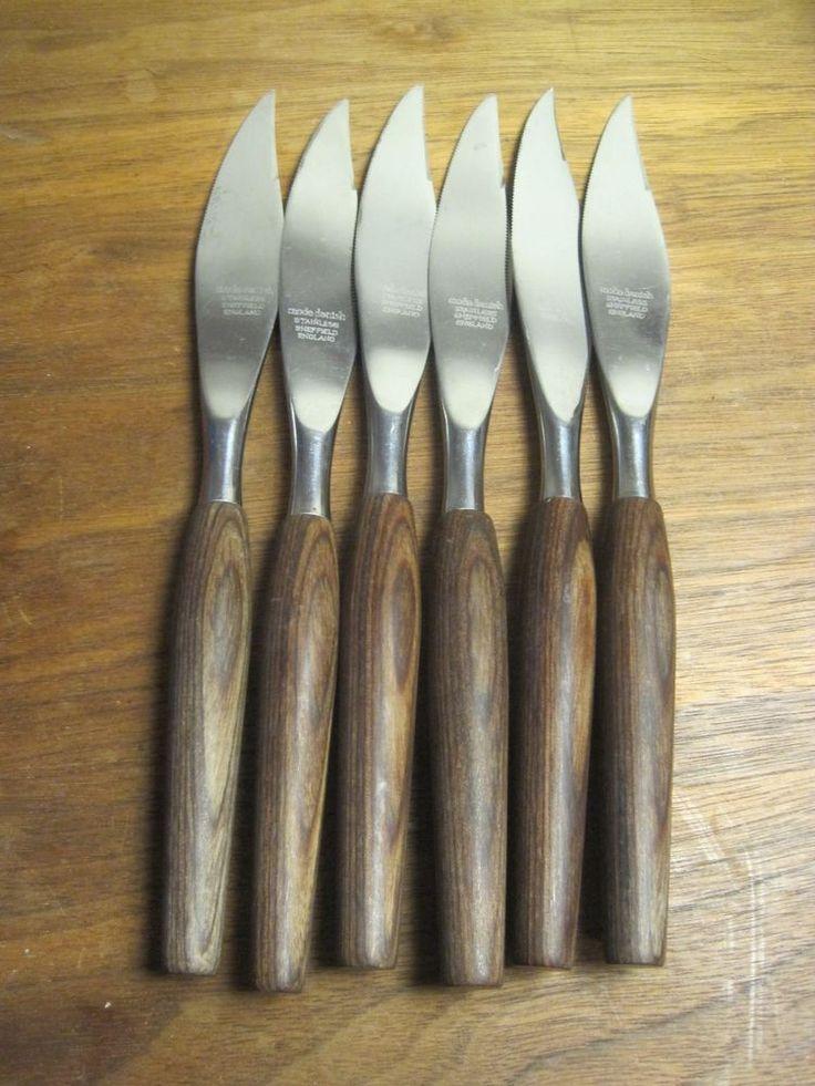 32 best Steak Knives by Alain Saint-Joanis images on Pinterest ...