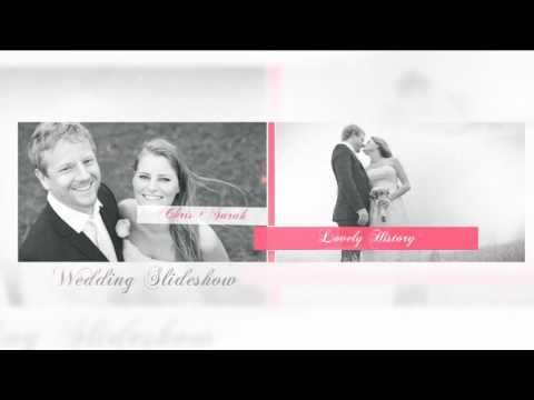 Wedding Slideshow | After Effects
