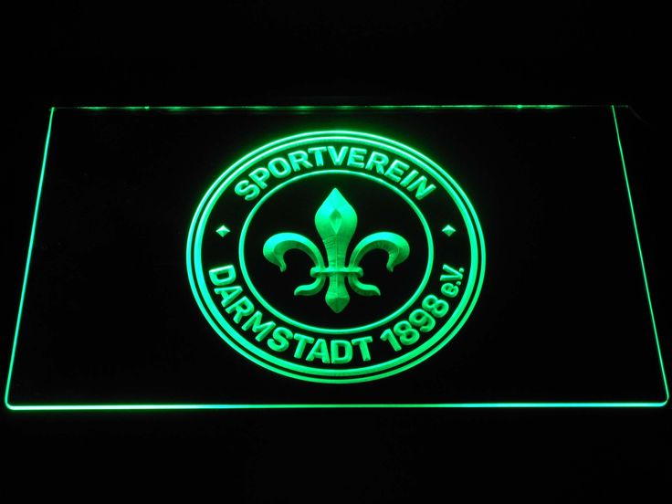 Darmstadt 98 LED Neon Sign