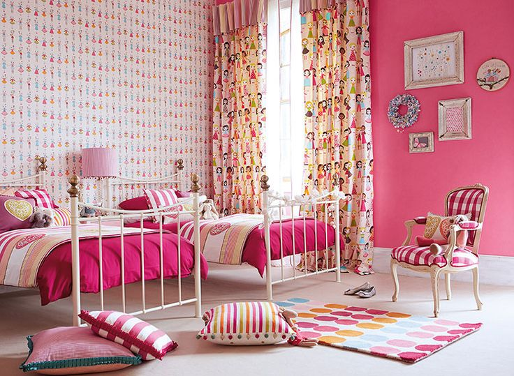 Country children's bedroom via Country Homes and Interiors Blog. #laylagrayce #kidsroom
