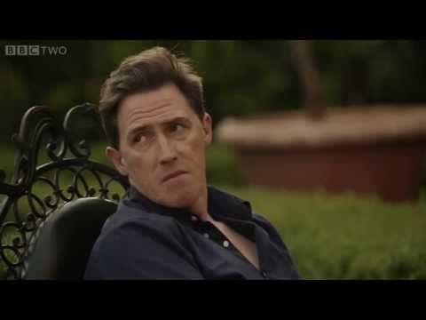 """""""The Trip to Italy"""" by M. Winterbottom - Episode 3: """"La Suvera, Pievescola"""" (Clip) - Friday the 18th of April on BBC Two! Shooting at Relais La Suvera, Tuscany"""