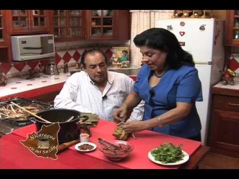 Nicaragua - Receta de la novia del nacatamal:  conocida como La Tamuga en Masatepe [Masaya] o Enchido en Rivas | suchitoto.tours@gmail.com
