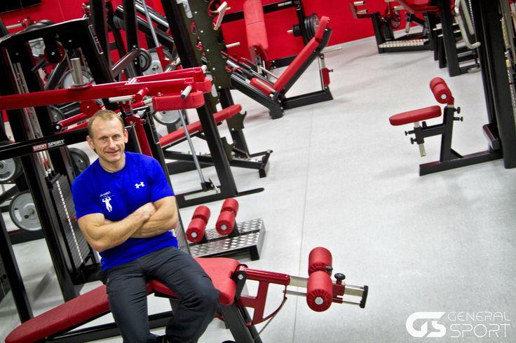Honza Kareš na Praze 1 otevírá nové fitness centrum