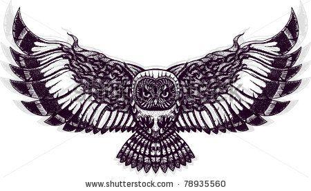 Flying Owl by Zealot Industries, via Shutterstock