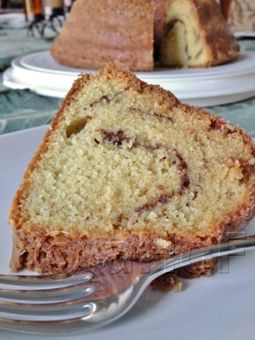 Gluten Free Luscious Bundt Coffeecake. Another old recipe converted ...