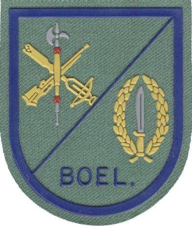 """XIX Bandera de Operaciones Especiales de la Legión  """"Caballero Legionario Maderal Oleaga"""""""