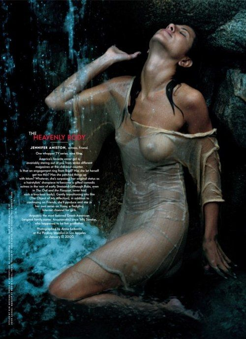 Jennifer Aniston photographed by Annie Leibovitz…, Hot Babes Naked