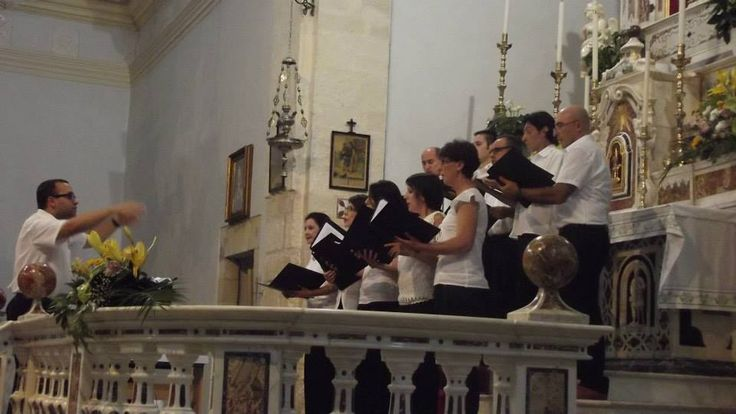 Coro polifonico S. Sebastiano Martire Ussana.