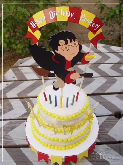 23 best Harry Potter Birthday party images on Pinterest Harry
