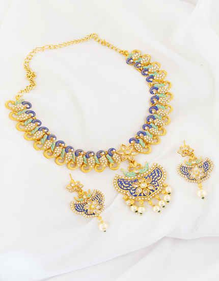 a91f7bf9b This festive season Anuradha Art Jewellery offers wonderful collection of  designer…