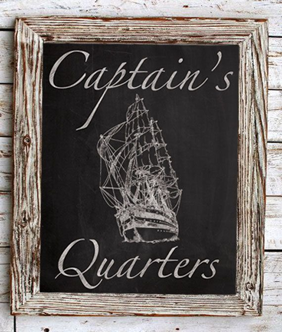 Nautical Man Cave Ideas : Man cave signs sailing ships and on pinterest