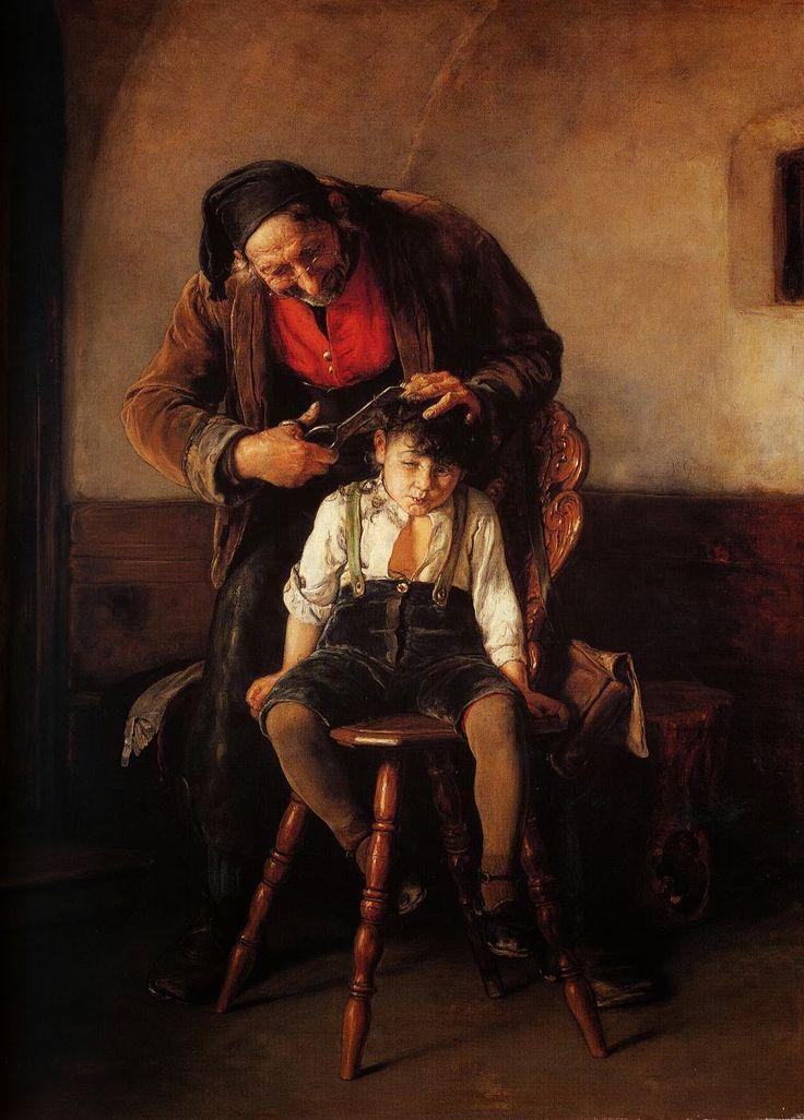 Ο κουρέας (1880)
