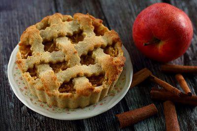 Almás pite (paleo)