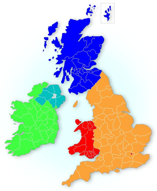 Map Of England And Ireland And Scotland And Wales.Ireland Scotland Wales A Map Of England Scotland And Wales Room