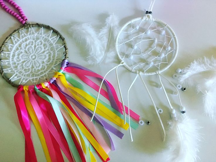Making dreamcatchers! This months theme for Creative Therapy Box. I may need some more practice with mine ;) great fun!