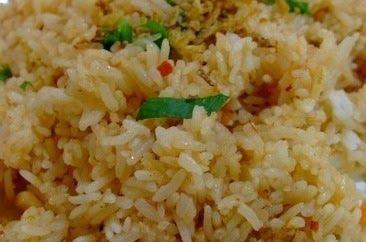 Nasi goreng basis recept