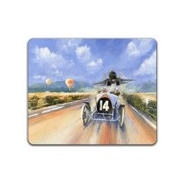 Tortoise and Hare Mousemat