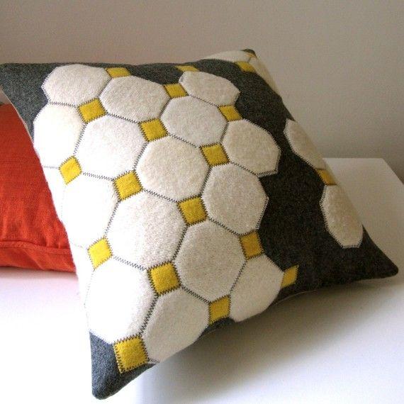 octagon pillow
