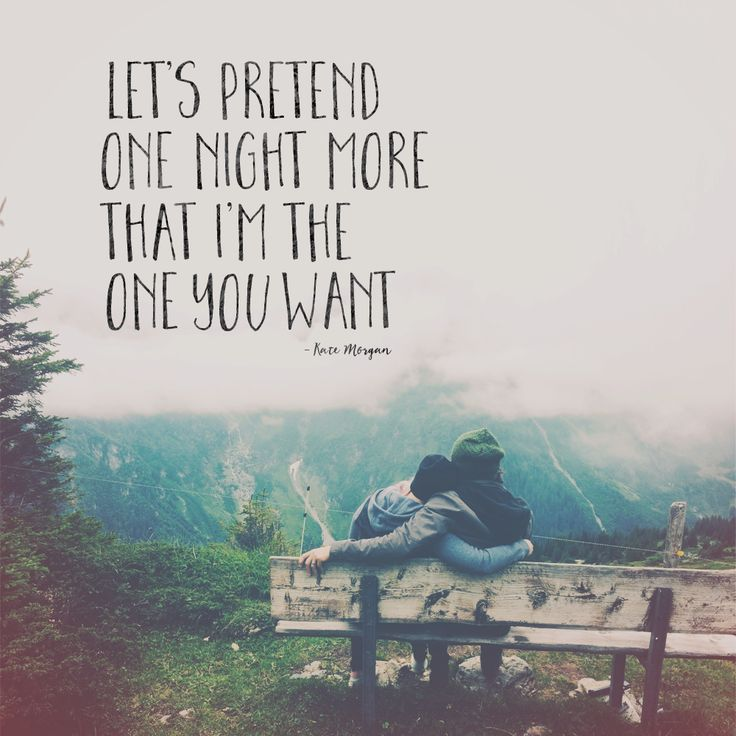 Quote / Let's Pretend / The One You Want / Crush / Love / Lyrics   #ExtraOrdinary by Kate Morgan
