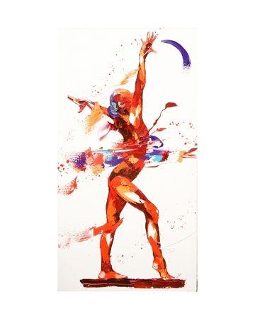 Art.fr - Gymnastique (Jeux olympiques) - tableaux et affiches pour amoureux d'art