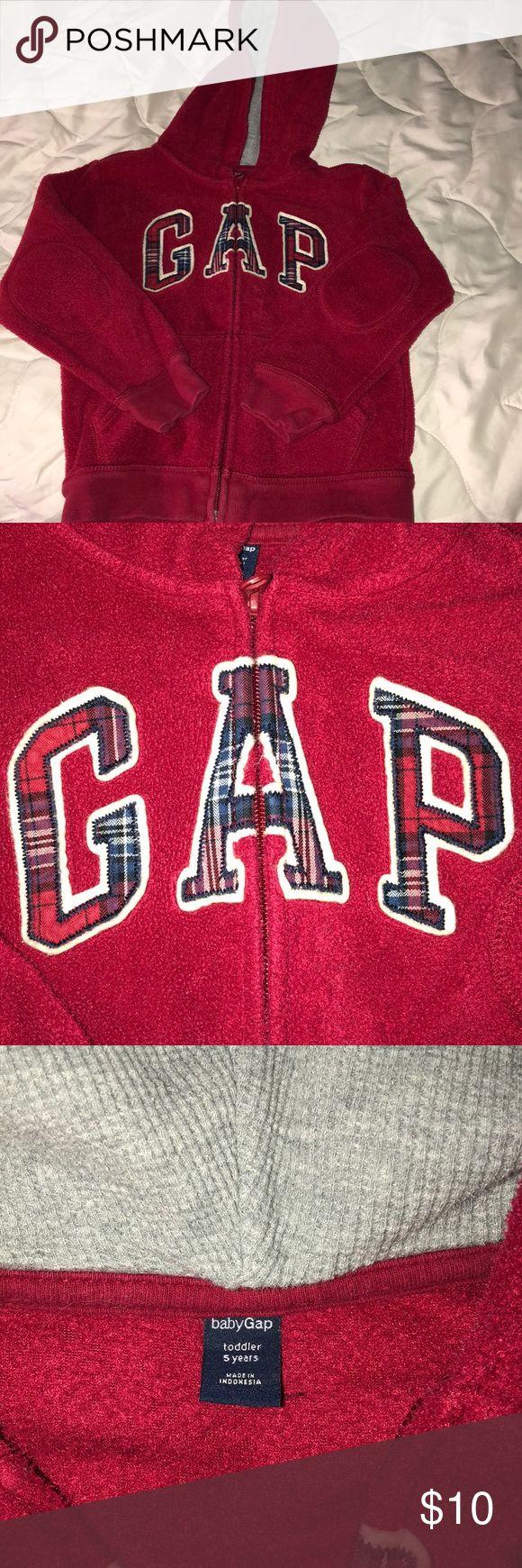 Babygap zip up sweater with hood. Fleece zip up sweater with hoodie. GAP  Shirts dcf26744320