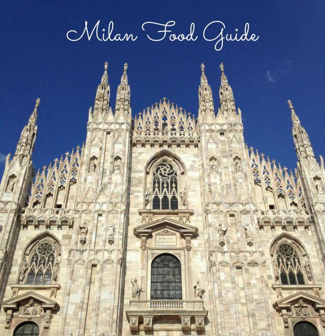 Kiwi+Peach: Milan Food Guide