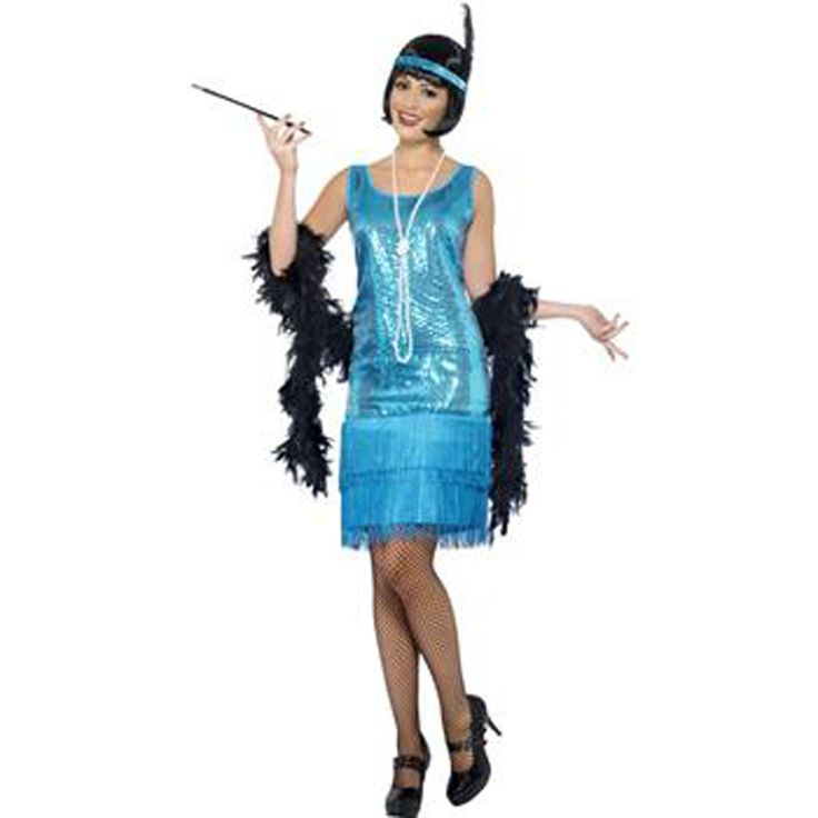 9 Best 1920s Flapper Costumes Images On Pinterest Flappers