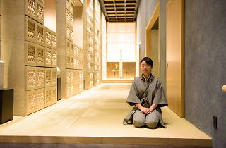 Hoshinoya Tokyo offers a traditional ryokan experience in the heart of capital